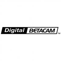 Digital Betacam vector