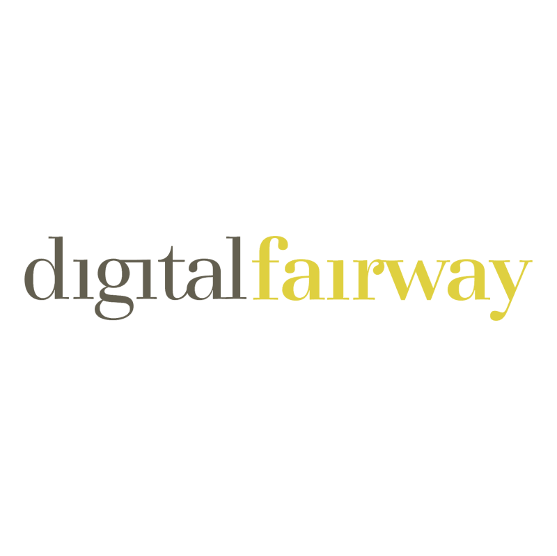 Digital Fairway vector