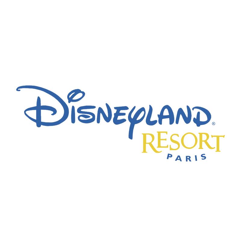 Disneyland Resort Paris vector