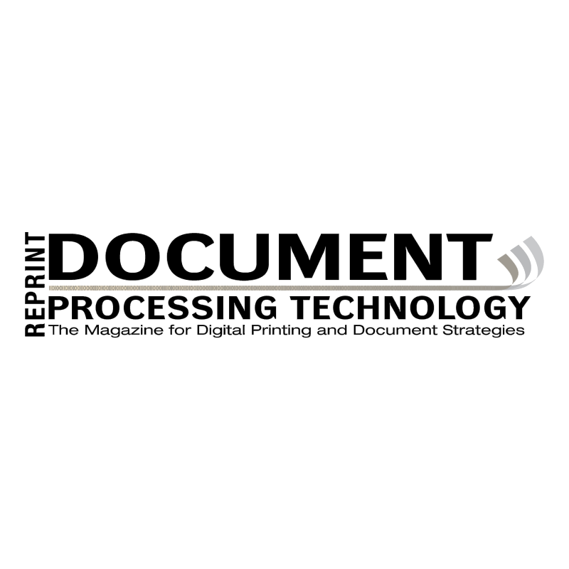 Document Processing Technology vector