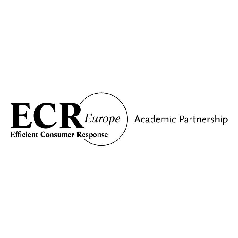 ECR Europe vector