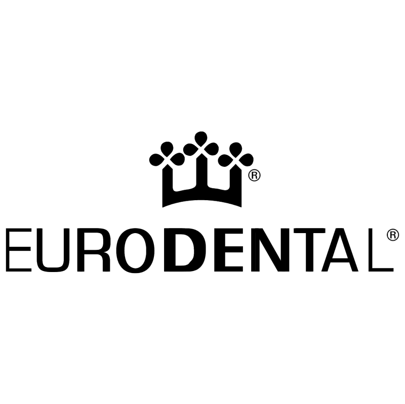 Eurodental vector logo