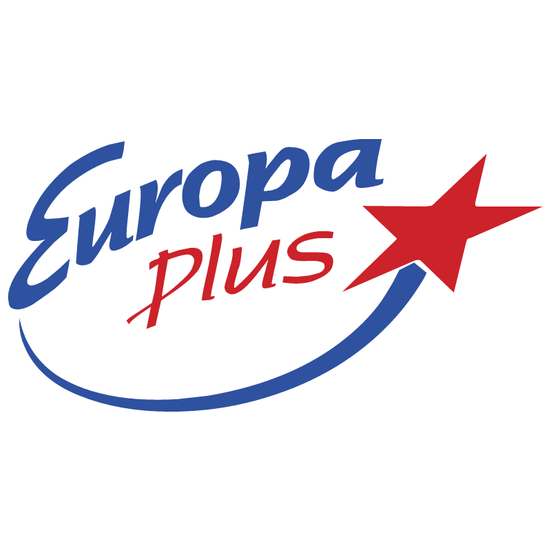 Europa Plus Radio vector logo
