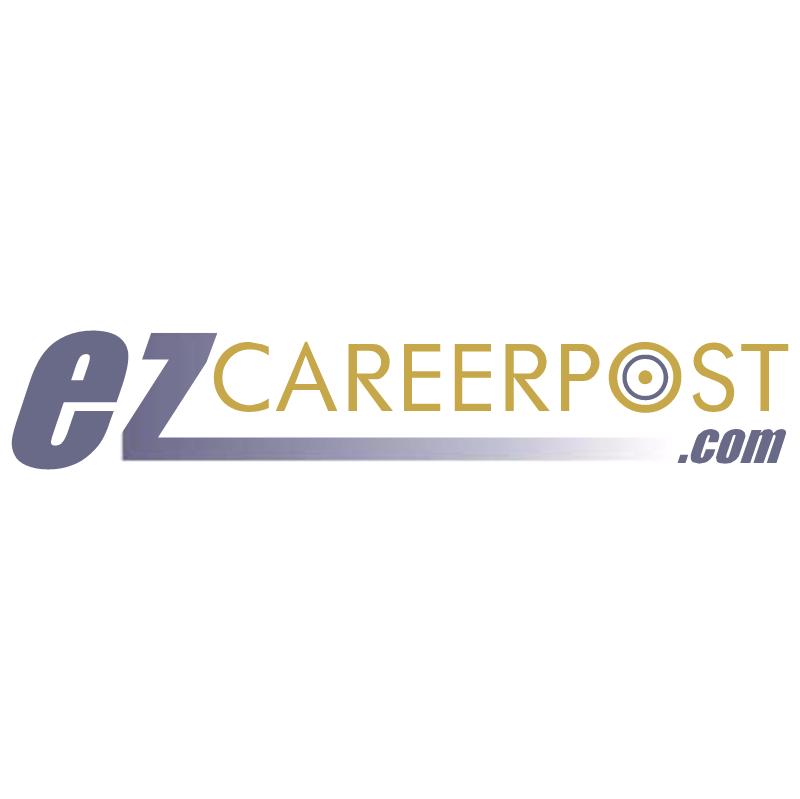 EZ Career Post vector
