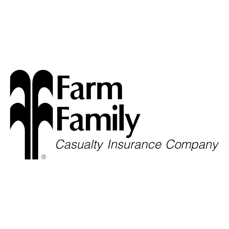 Farm Family vector