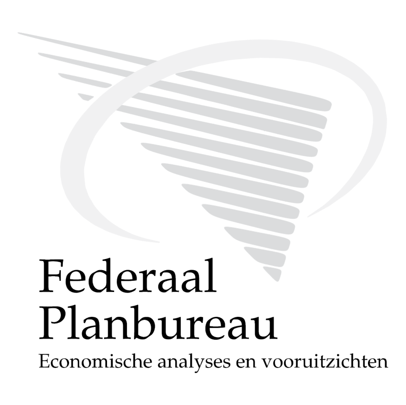 Federaal Planbureau vector logo
