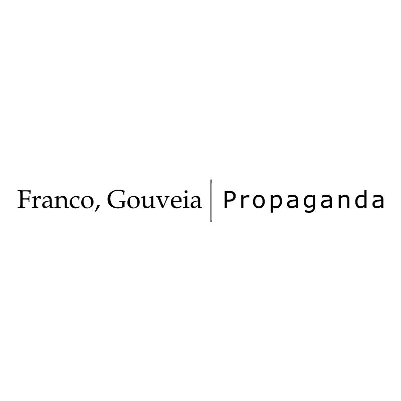 Franco Gouveia Propaganda vector logo