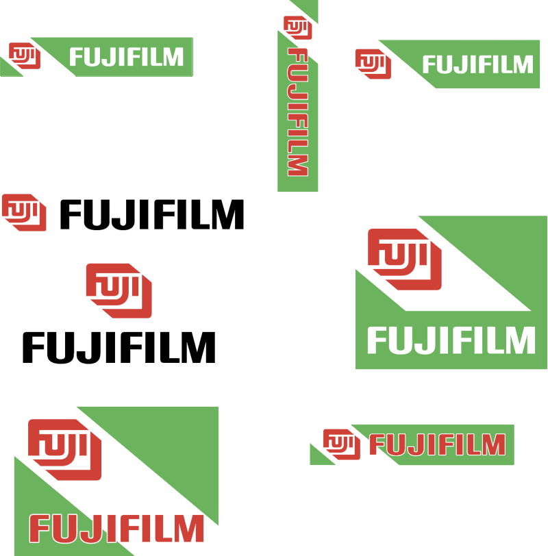 Fujifilm Multi Logo vector