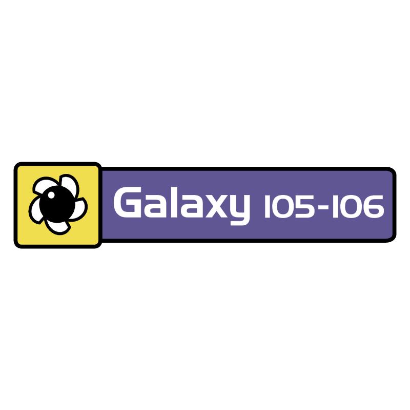 Galaxy 105 106 vector