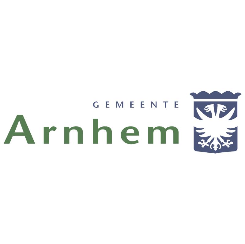 Gemeente Arnhem vector