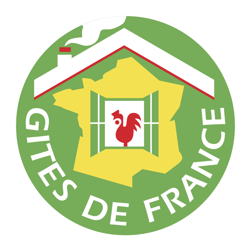 Gites de France vector