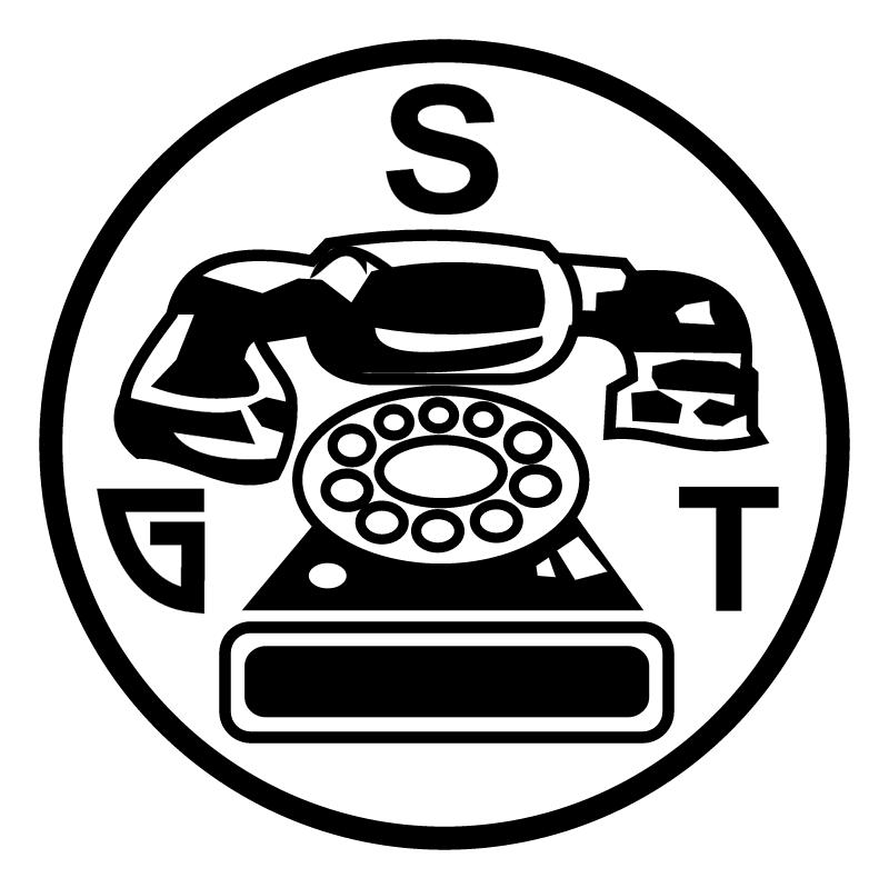 Gremio Sportivo Telefonica de Porto Alegre RS vector