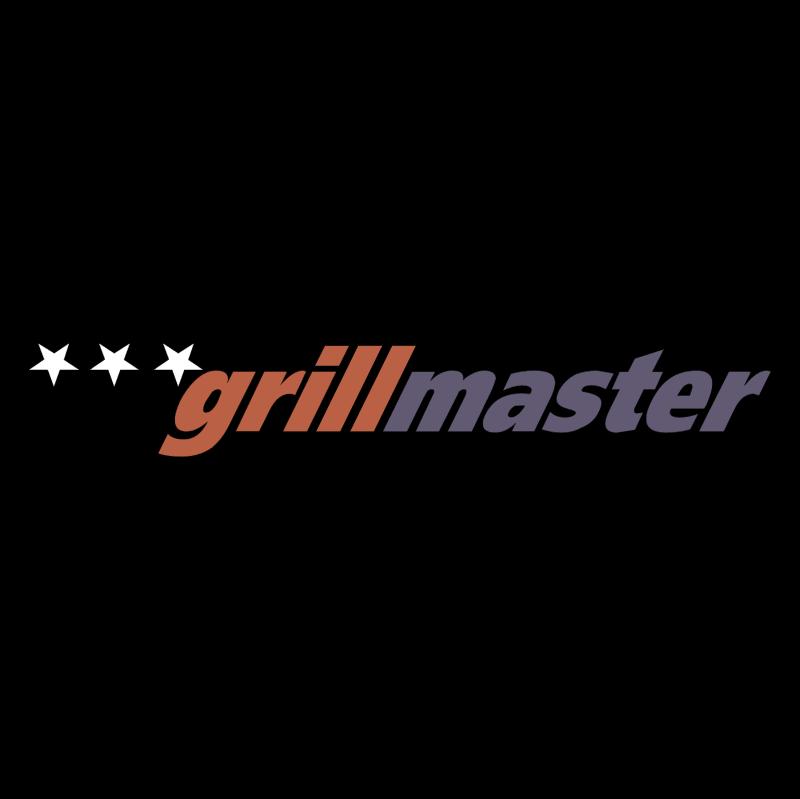 Grill Master vector