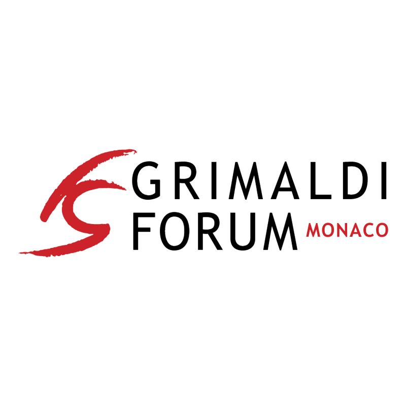Grimaldi Forum vector