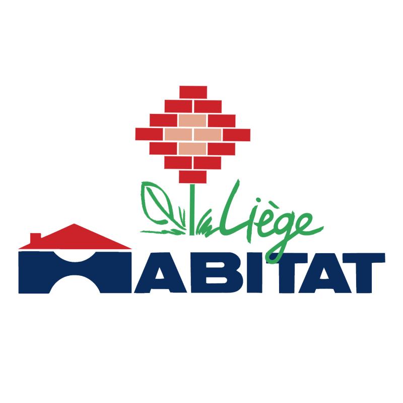 Habitat Liege vector