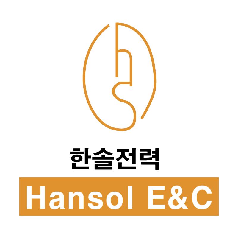 Hansol E&C vector