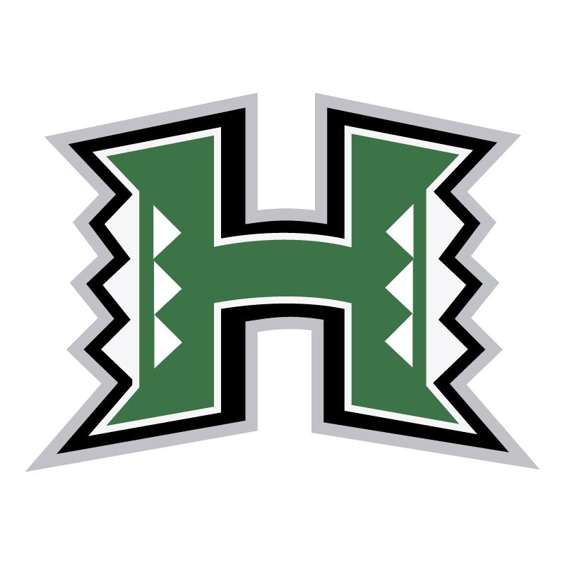 Hawaii Warriors vector logo