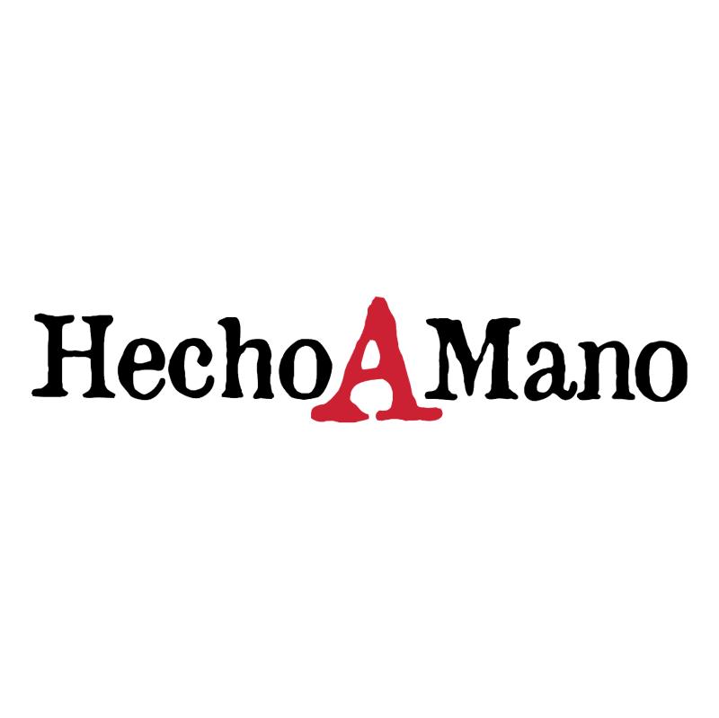 Hecho A Mano vector