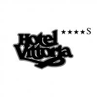 Hotel Vittoria vector