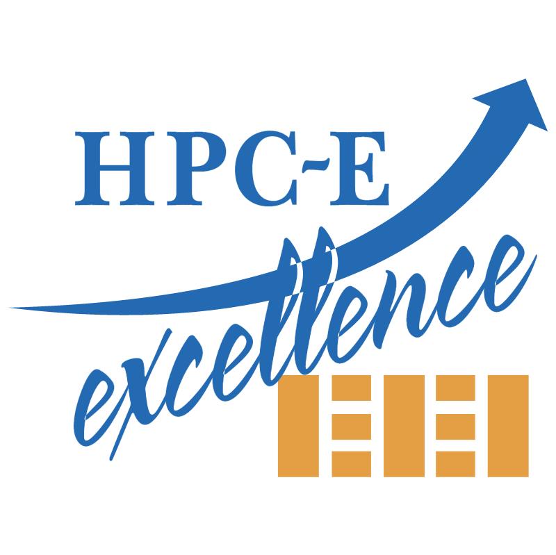 HPC E Excellence vector