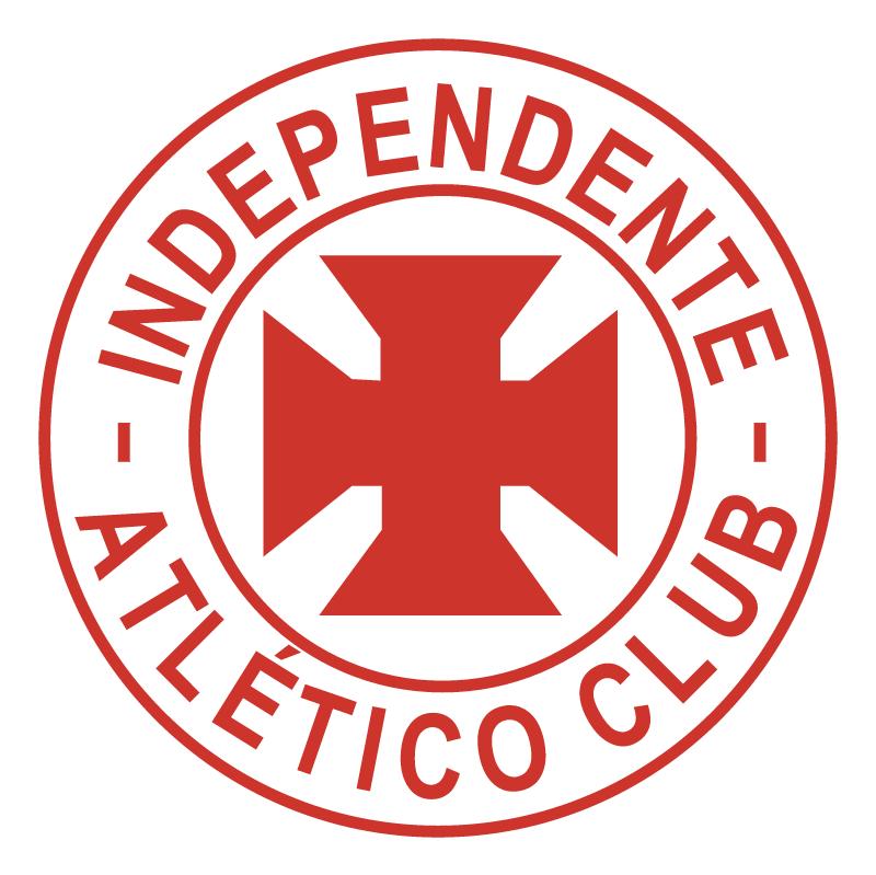 Independente Atletico Clube de Marambaia PA vector