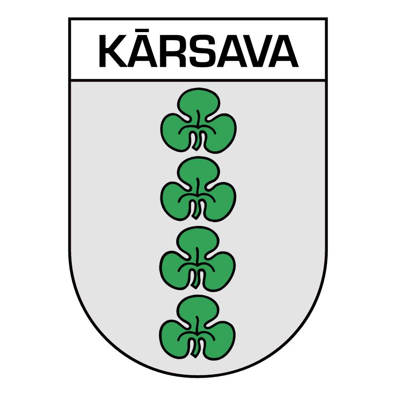 Karsava vector