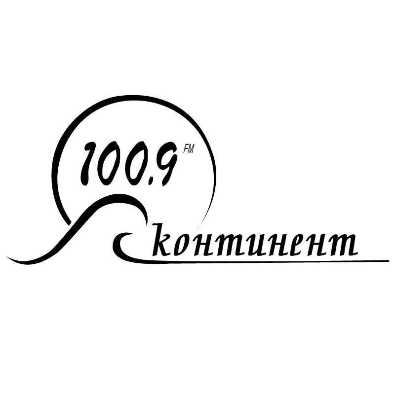 Kontinent Radio vector