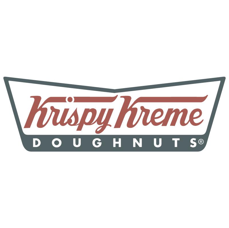 Krispy Kreme Doughnuts vector