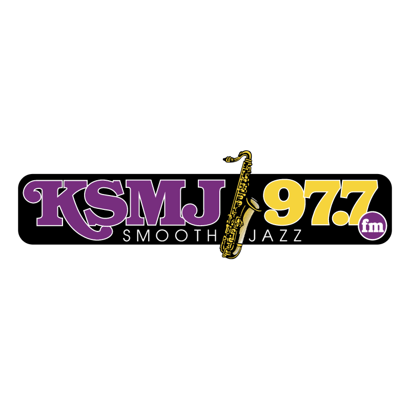 KSMJ 97 7 Smooth Jazz vector