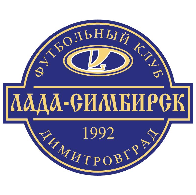Lada Simbirsk vector