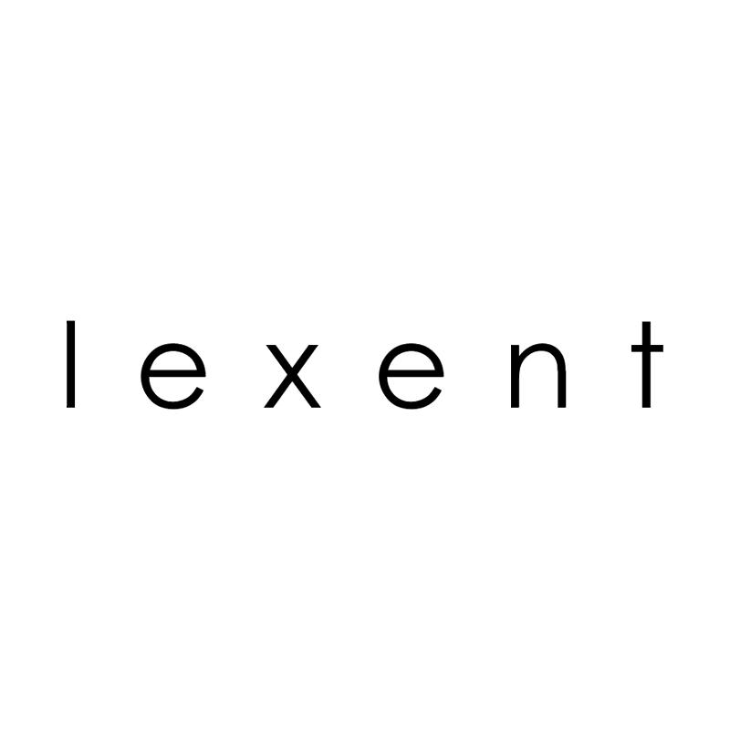 Lexent vector logo
