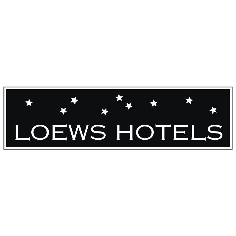Loews Hotels vector