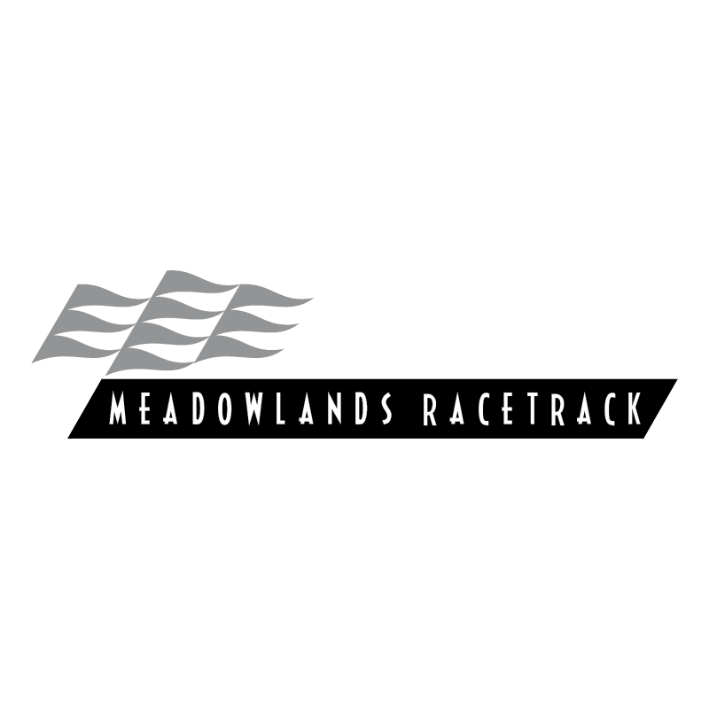 Meadowlands Racetrack vector