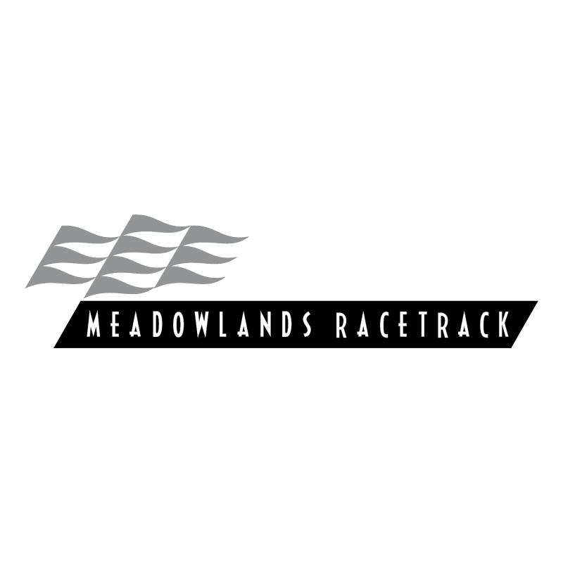 Meadowlands Racetrack vector