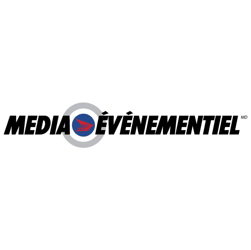 Media Evenementiel vector