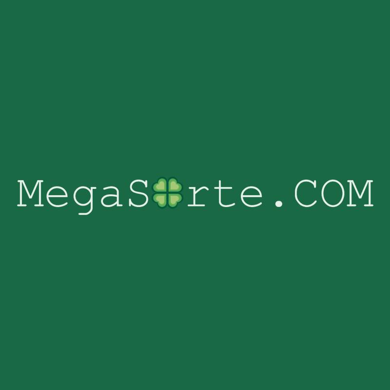 MegaSorte COM vector