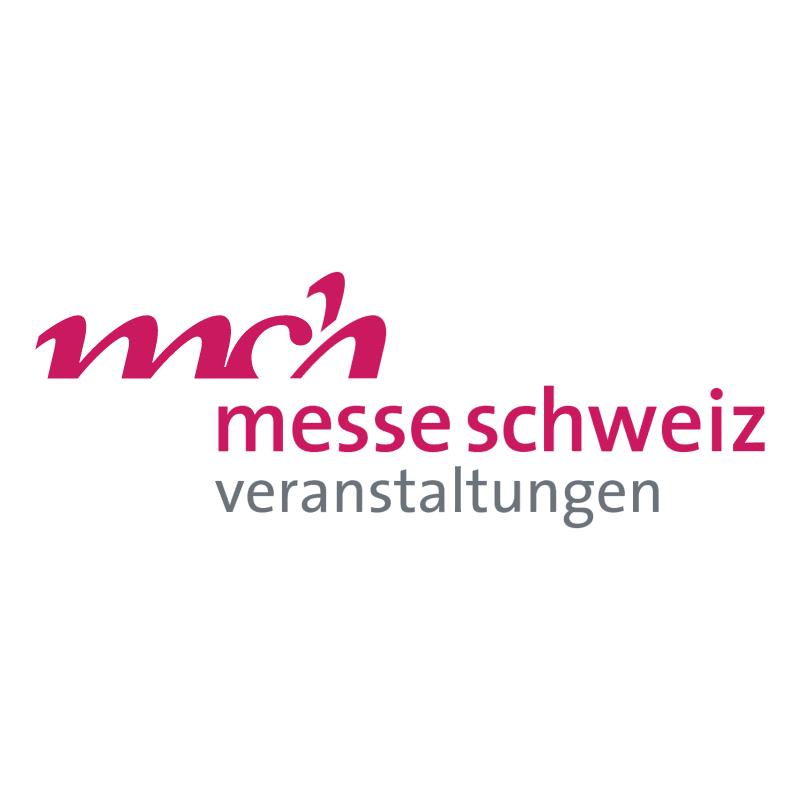 Messe Schweiz Veranstaltungen vector