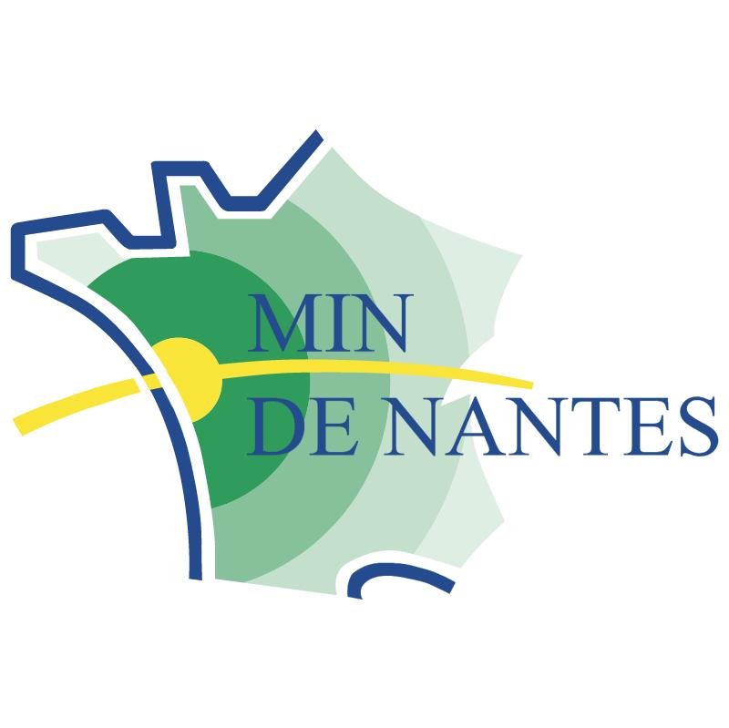 Min de Nantes vector