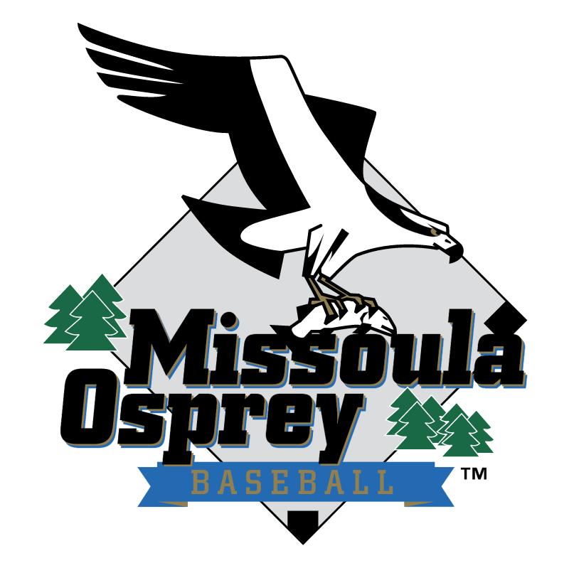 Missoula Osprey vector