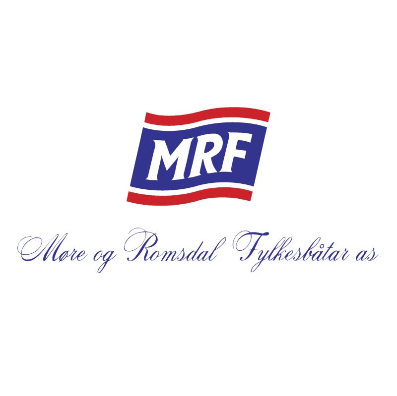 MRF vector logo