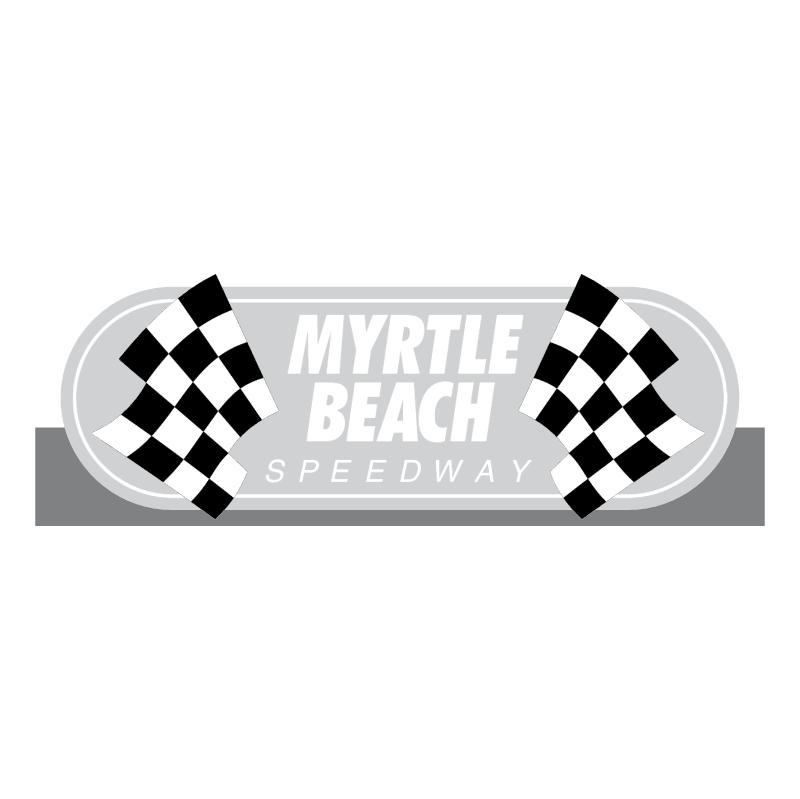 Myrtle Beach Speedway vector logo
