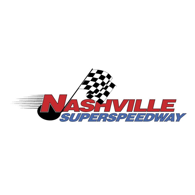 Nashville Superspeedway vector logo