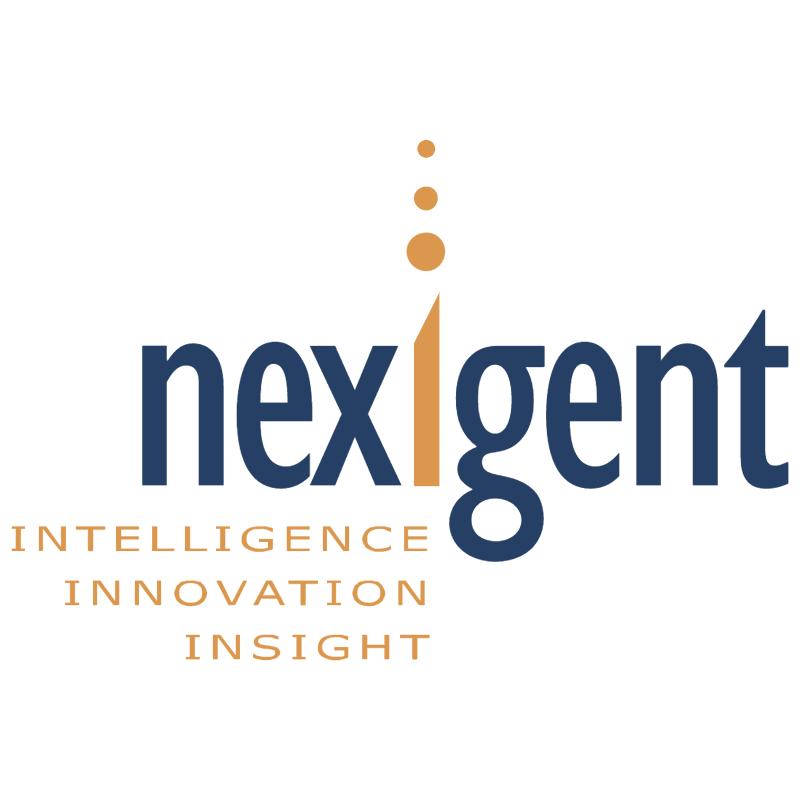 Nexigent vector logo