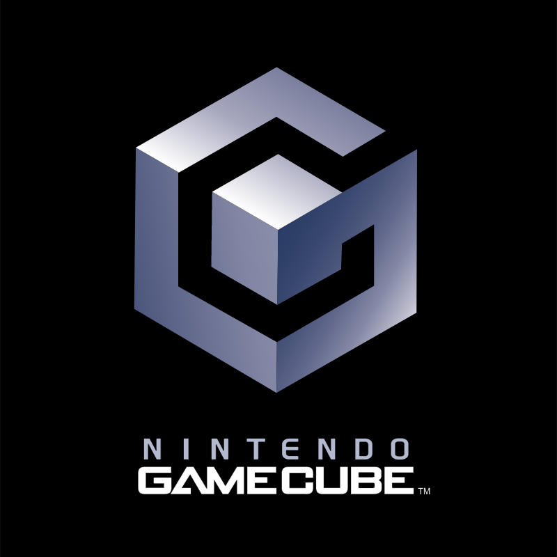 Nintendo Gamecube vector