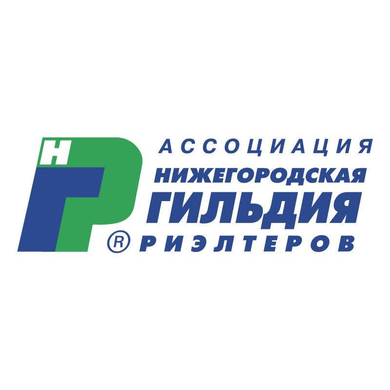 Nizhegorodskaya Gildiya Rielterov vector