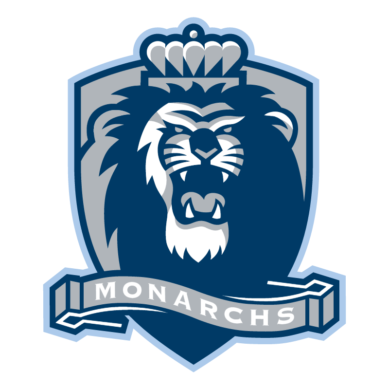 Old Dominion Monarchs vector