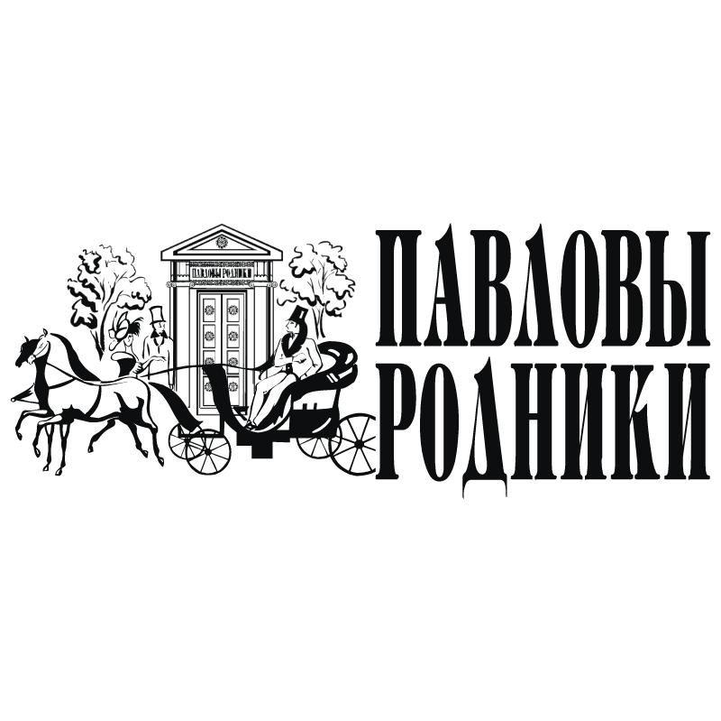 Pavlovy Rodniki vector logo