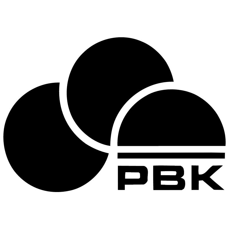 PBK vector logo
