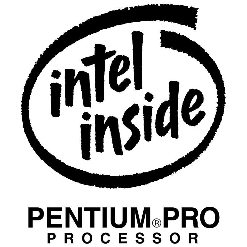 Pentium Pro Processor vector