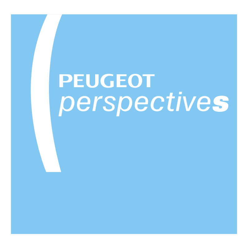 Peugeot Perspectives vector logo